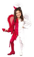 Picture of Deluxe Naughty Or Nice Toddler Costume