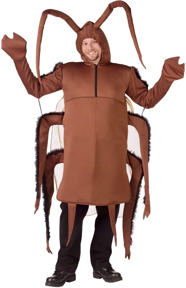 Picture of Cockroach Adult Mens Costume