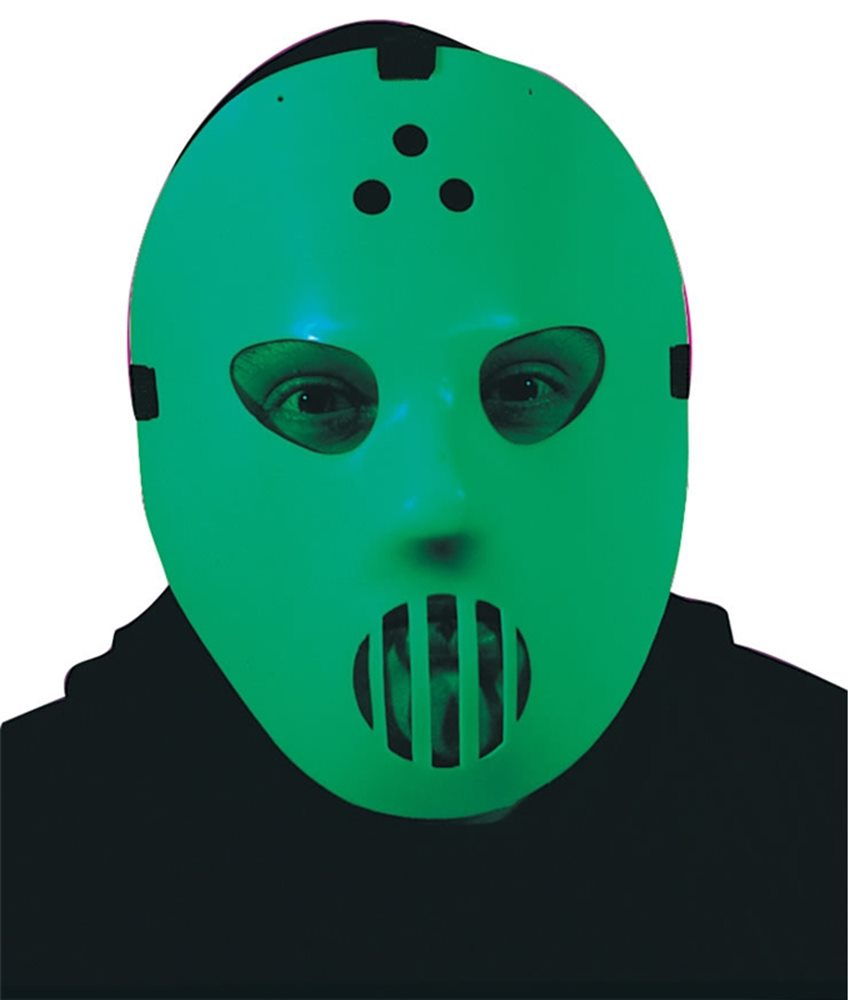Picture of Glow In The Dark Goalie Mask