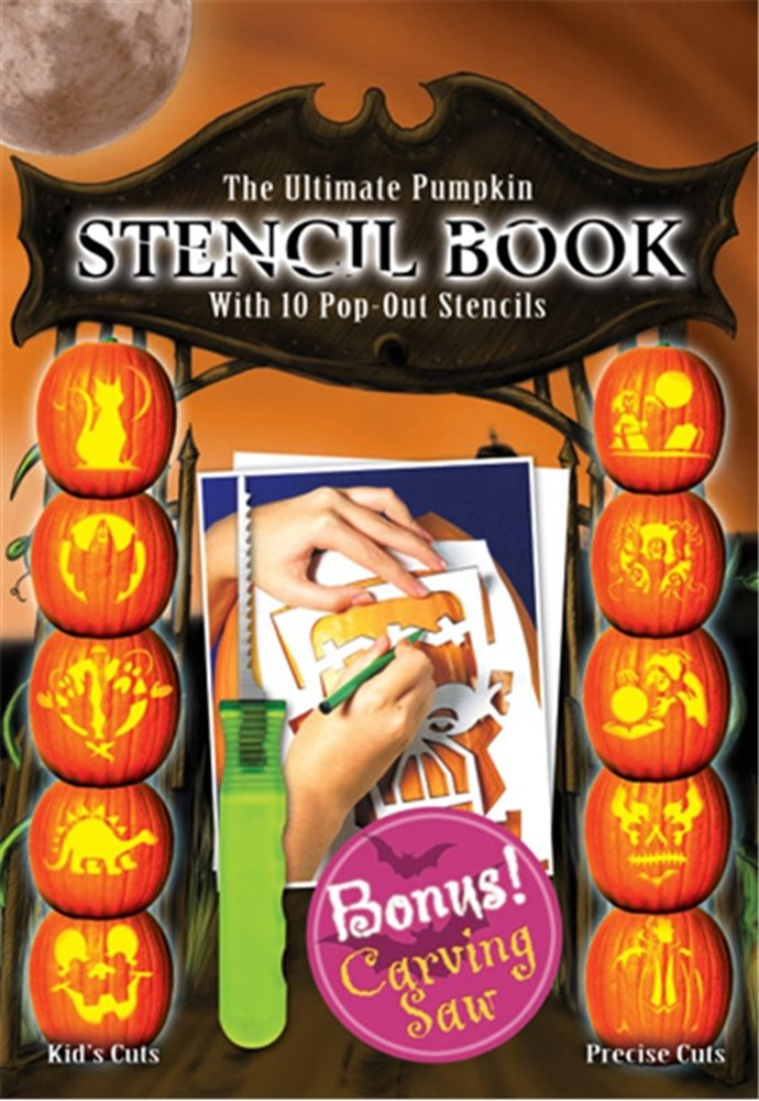 Picture of Ultimate Pumpkin Stencil Carving Kit