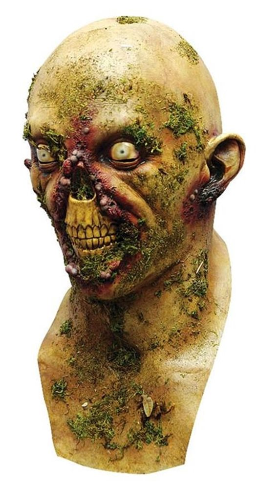 Picture of Dug Up Zombie Adult Mask
