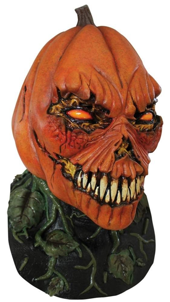 Picture of Possessed Pumpkin Adult Mask