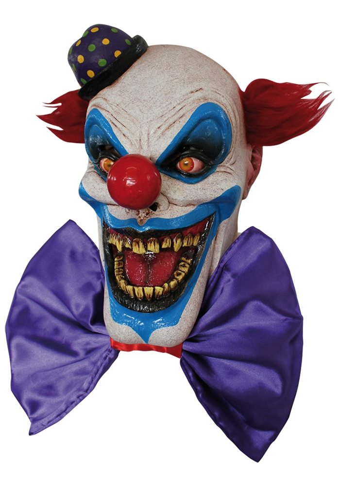 Picture of Chompo the Clown Adult Mask
