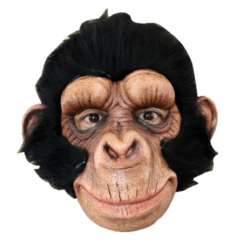 Picture of Chimp George Adult Mask