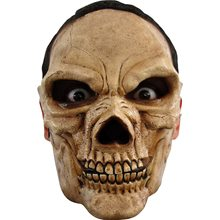 Picture of Skull Moving Mouth Adult Mask