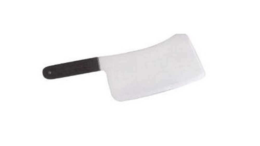 Picture of Glow In The Dark Meat Cleaver