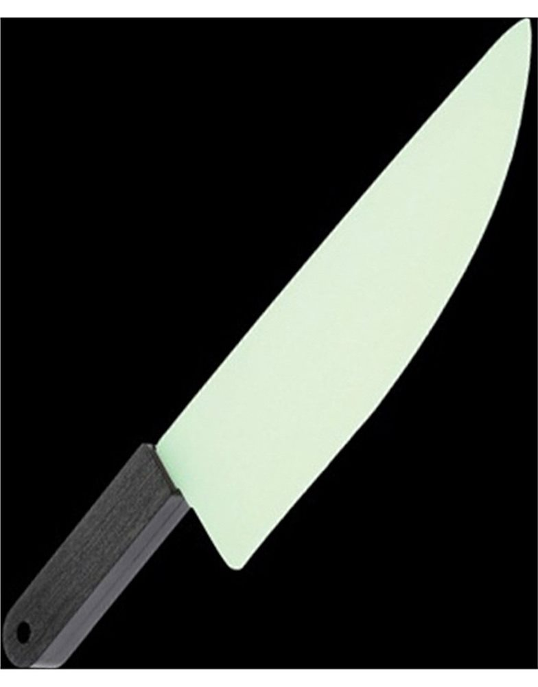 Picture of Glow in the Dark Butcher Knife 19in