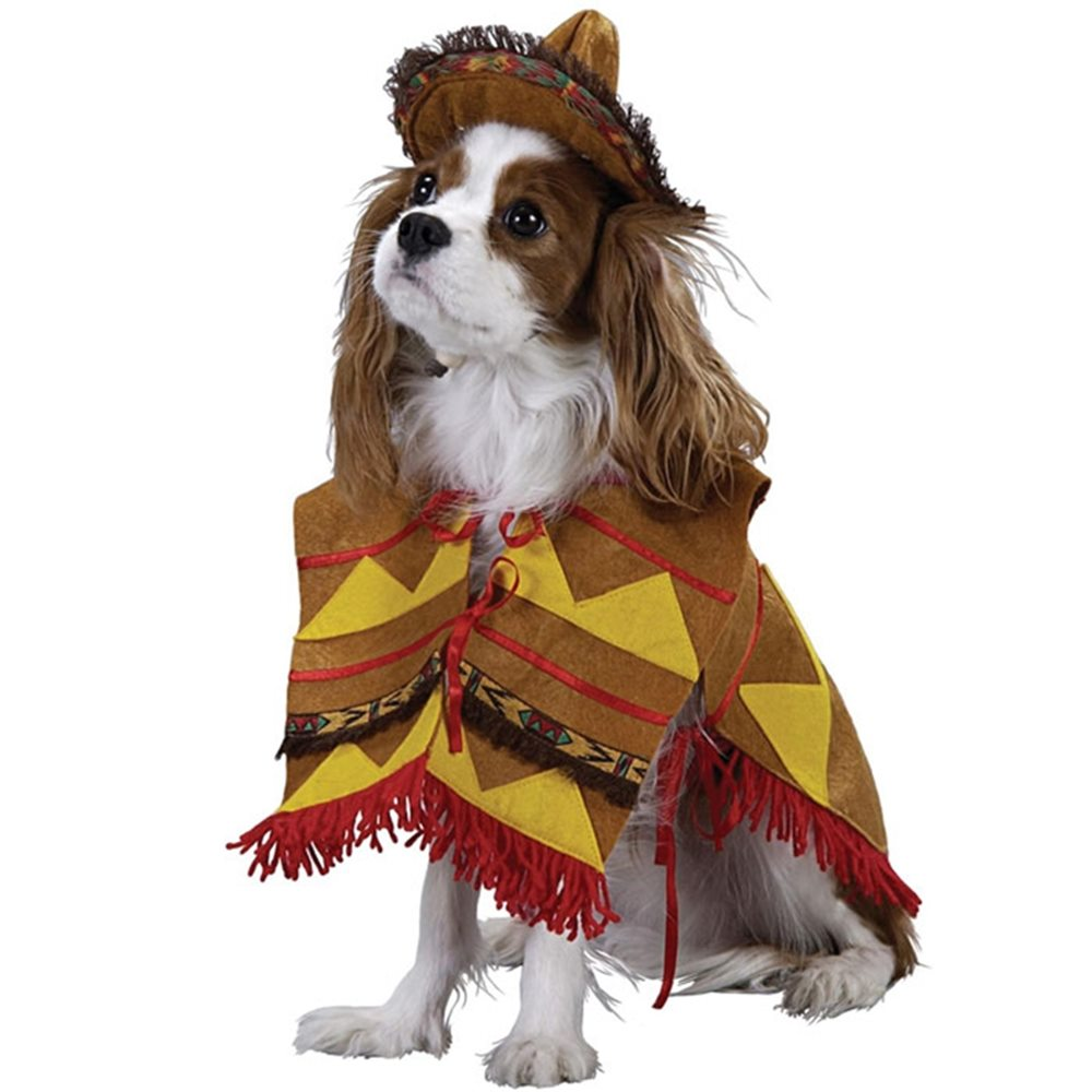 Picture of Lil Bandito Pet Costume