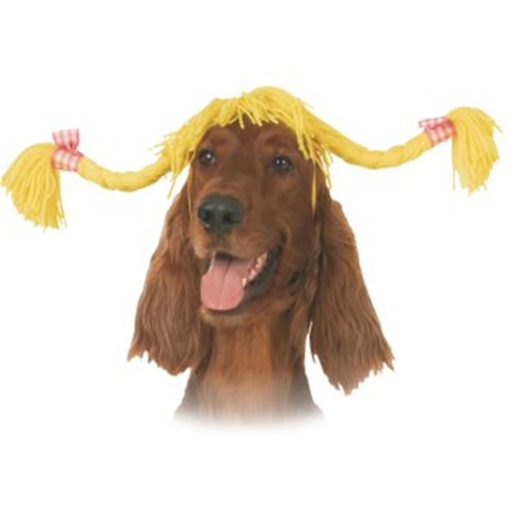Picture of Pig Tails Pet Costume