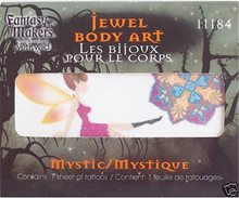 Picture of Fantasy Makers Jewel Body Art