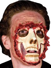 Picture of Woochie Blasted Face Wound Prosthetic