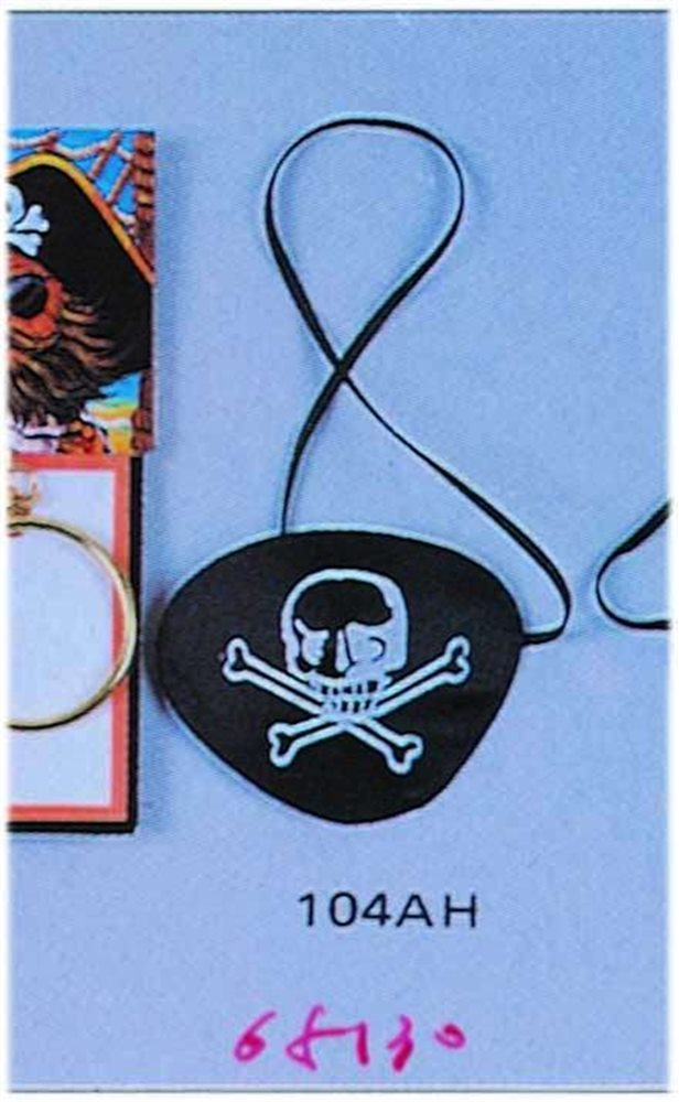 Picture of Pirate Eye Patch