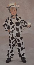 Picture of Deluxe Baby Cow Infant Costume