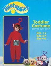 Picture of Teletubbies Po Child Costume