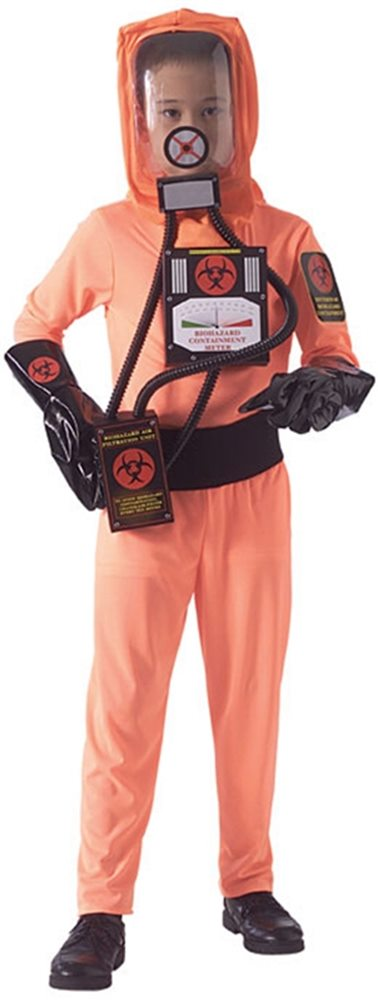 Picture of Deluxe Toxic Waste Child Boy Costume