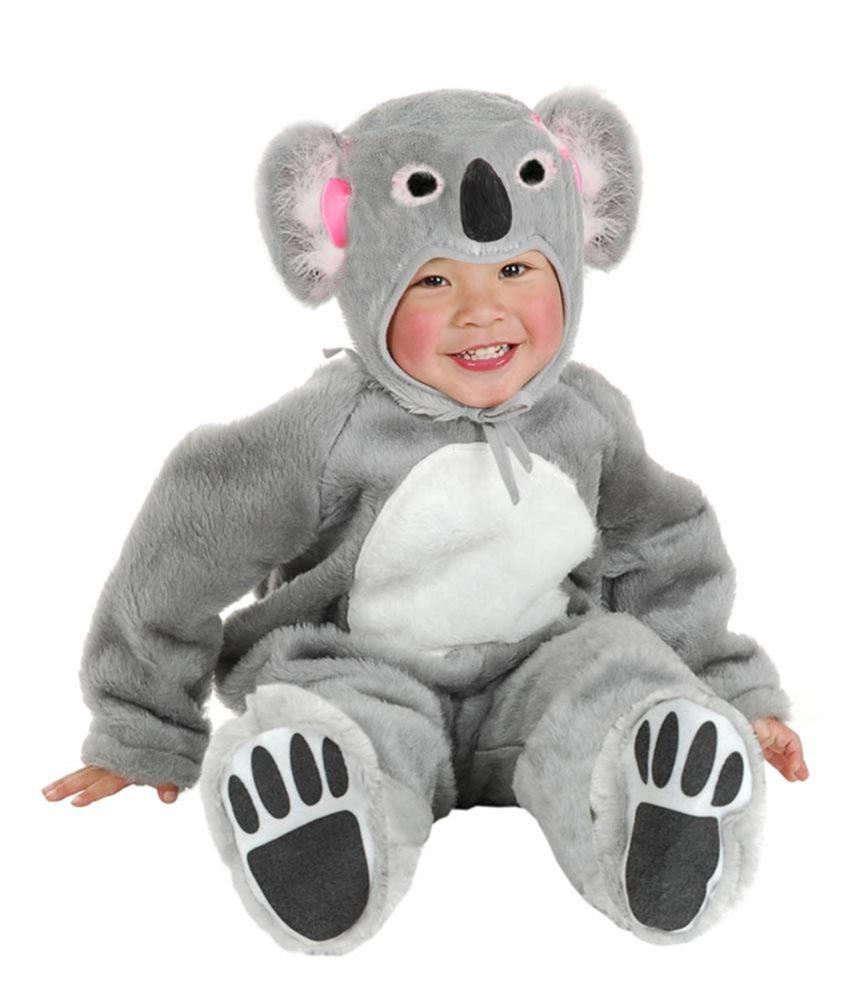 Picture of Lil Koala Bear Newborn Child Costume