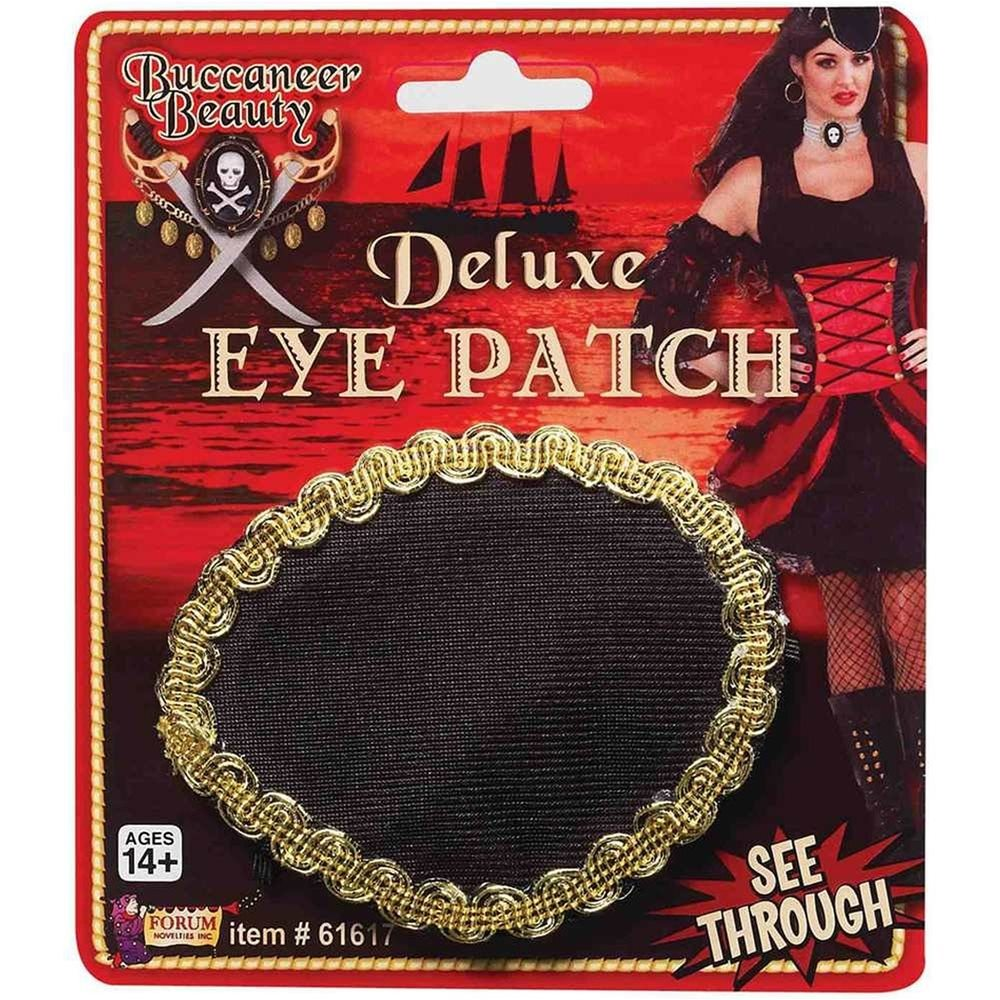 Picture of Deluxe See Through Eye Patch