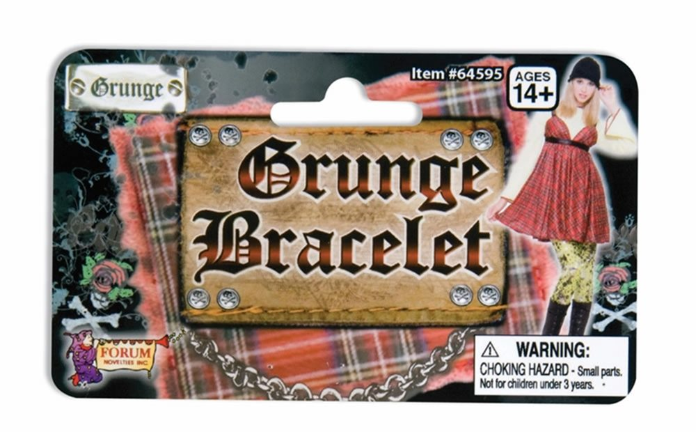 Picture of Grunge Cuffed Bracelet