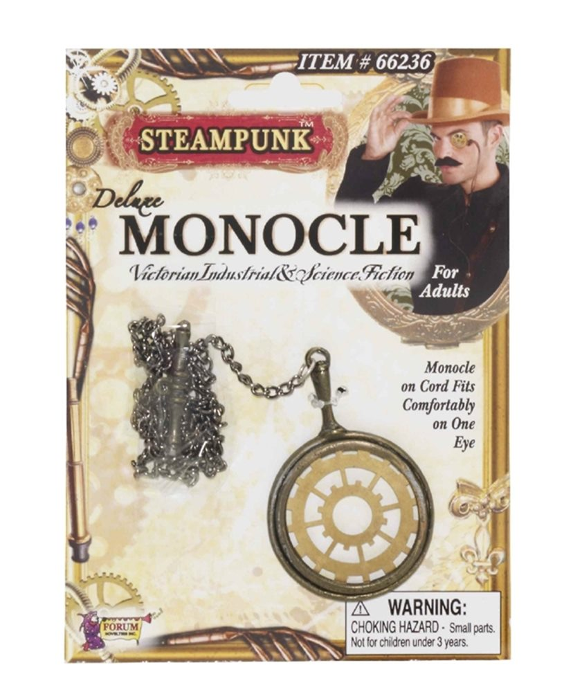 Picture of Steampunk Deluxe Monocle