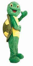 Picture of Deluxe Turtle Mascot Adult Costume