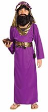 Picture of Purple Wiseman Child Costume