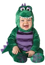 Picture of Dinky Dino Infant Costume