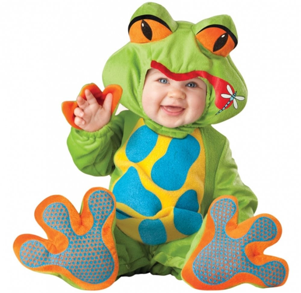Picture of Lil Froggy Baby Costume