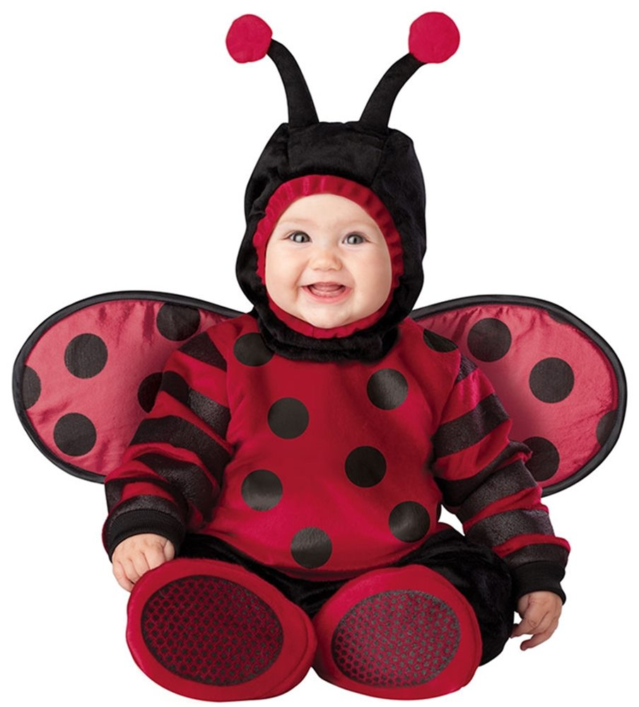 Picture of Itty Bitty Lady Bug Child Costume