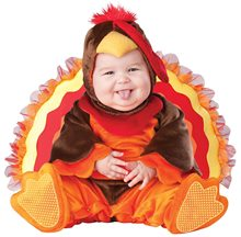 Picture of Lil' Gobbler Infant Costume