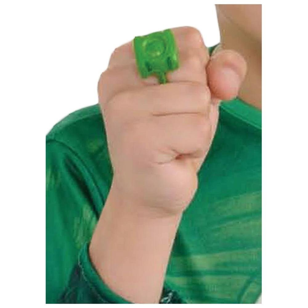 Picture of Green Lantern Light Up Child Ring