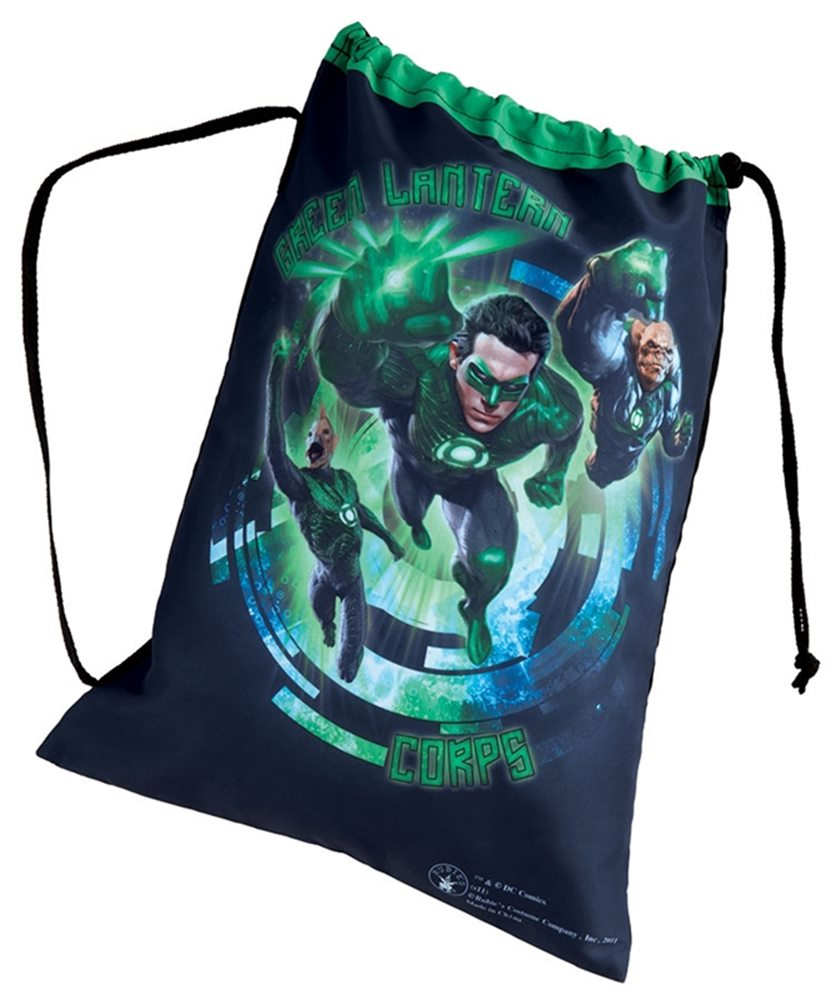 Picture of Green Lantern Trick or Treat Bag