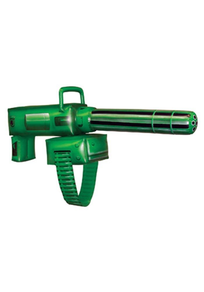 Picture of Green Lantern Inflatable Gatling Gun