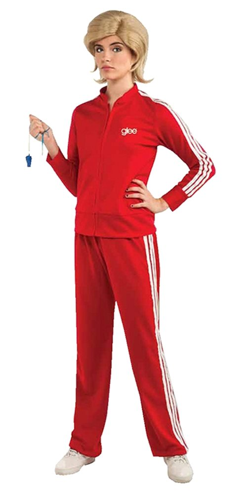 Picture of Glee Sue Track Suit Adult Womens Costume