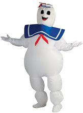 Picture of Ghostbusters Inflatable Marshmallow Man Adult Unisex Costume