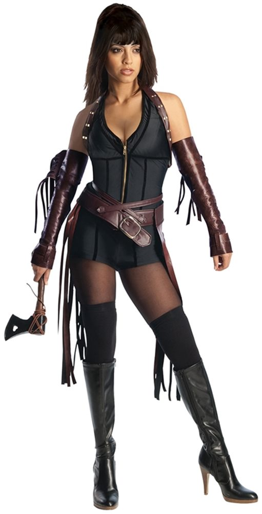Picture of Sucker Punch Blondie Adult Womens Costume