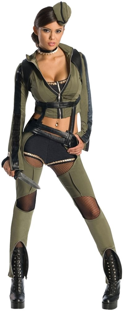 Picture of Sucker Punch Amber Adult Costume