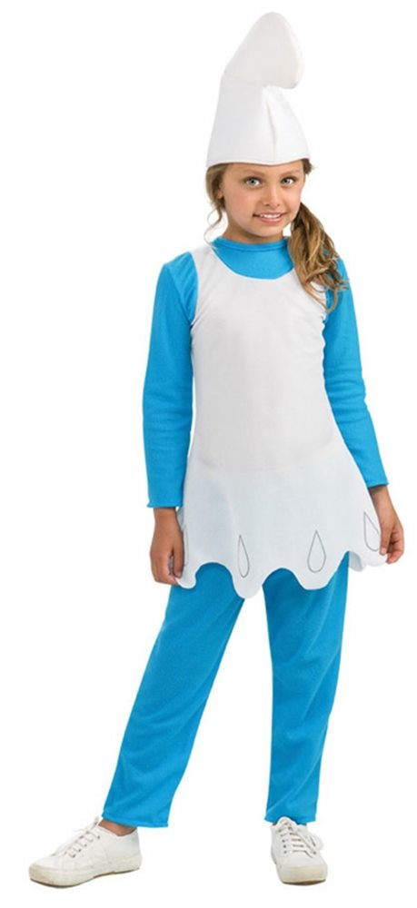Picture of Smurfette Child Costume