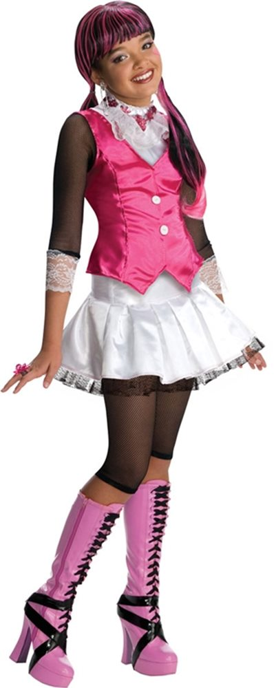 Picture of Monster High Deluxe Draculaura Child Costume