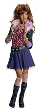 Picture of Monster High Clawdeen Wolf Child Costume