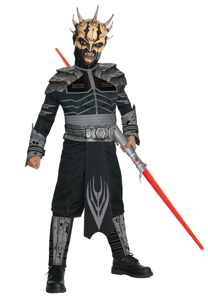 Picture of Star Wars Savage Deluxe Child Costume