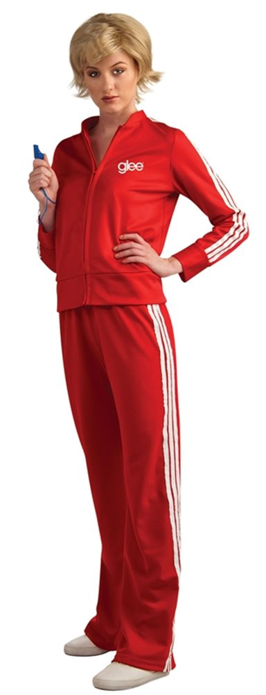 Picture of Glee Sue Track Suit Teen Costume
