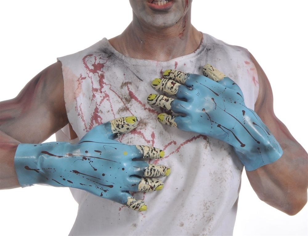 Picture of Zombie Molded Gloves