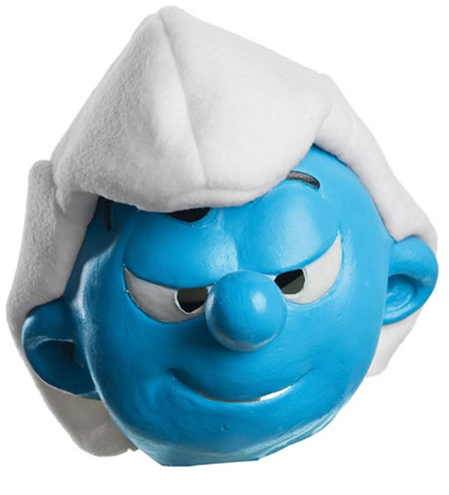 Picture of The Smurfs Hefty Child Mask