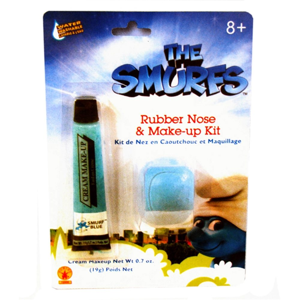 Picture of Smurfs Makeup & Nose Kit