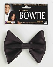 Picture of Bow Tie Formal Black