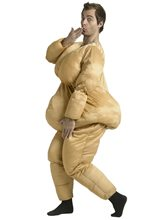 Picture of Fat Suit Adult Unisex Costume