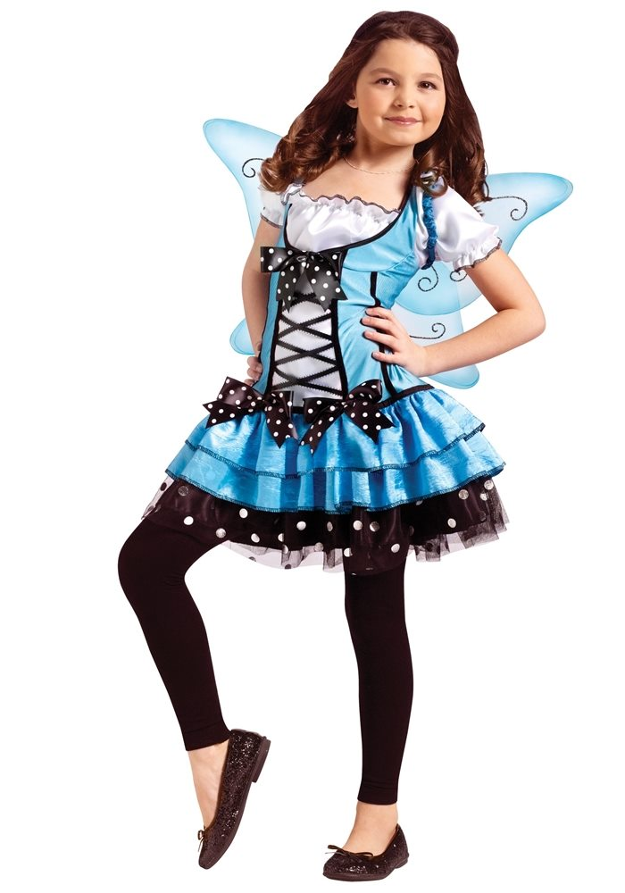 Picture of Bluebelle Fairy Child Costume