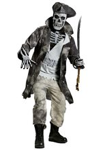Picture of Ghost Pirate Adult Costume
