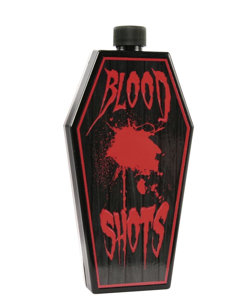 Picture of Vampire Coffin Flask