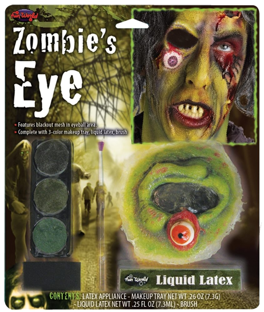 Picture of Zombie Eyeball Kit